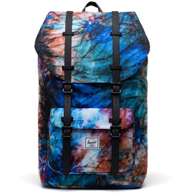 Herschel Little America Backpack summer tie dye